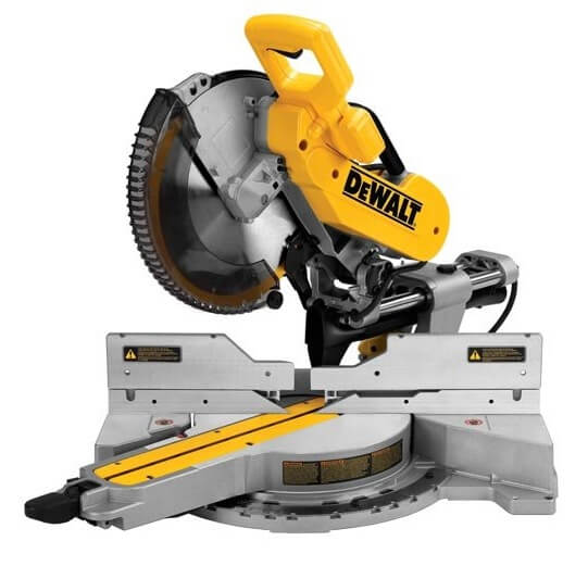 The 12 inch sliding compound miter saw in action miter saw judge best sliding compound miter saw comparison greentooth Image collections