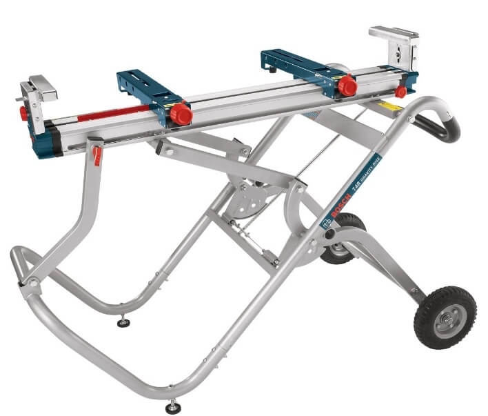 Bosch T4B Gravity-Rise Miter Saw Stand Review