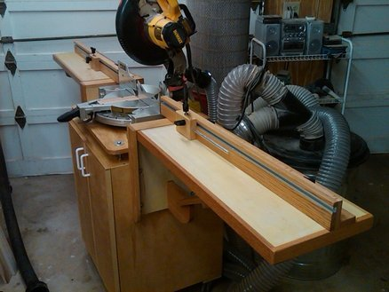 How to Make the Most Effective Miter Saw Fence 1
