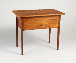 Shaker table with drawer -- Photo courtesy of Metropolitan Museum of Art