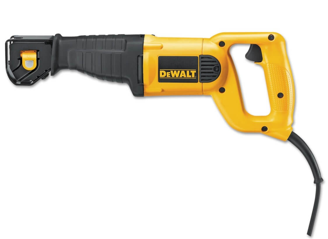 DEWALT DWE304 Reciprocating Saw