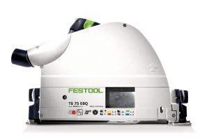 Festool 561438 TS 75 EQ Plunge Cut Circular Saw