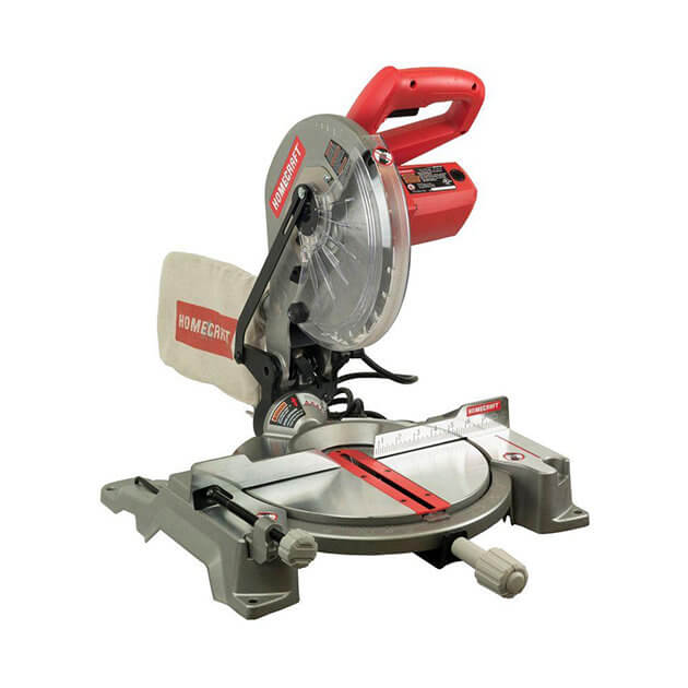 Homecraft H26 260l 10 Inch Compound Miter Saw Review