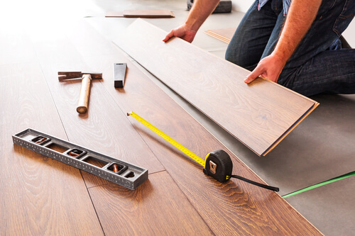 Hardwood Flooring: Maintenance