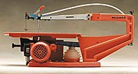 HEGNER 22 inch Variable Speed Scroll Saw