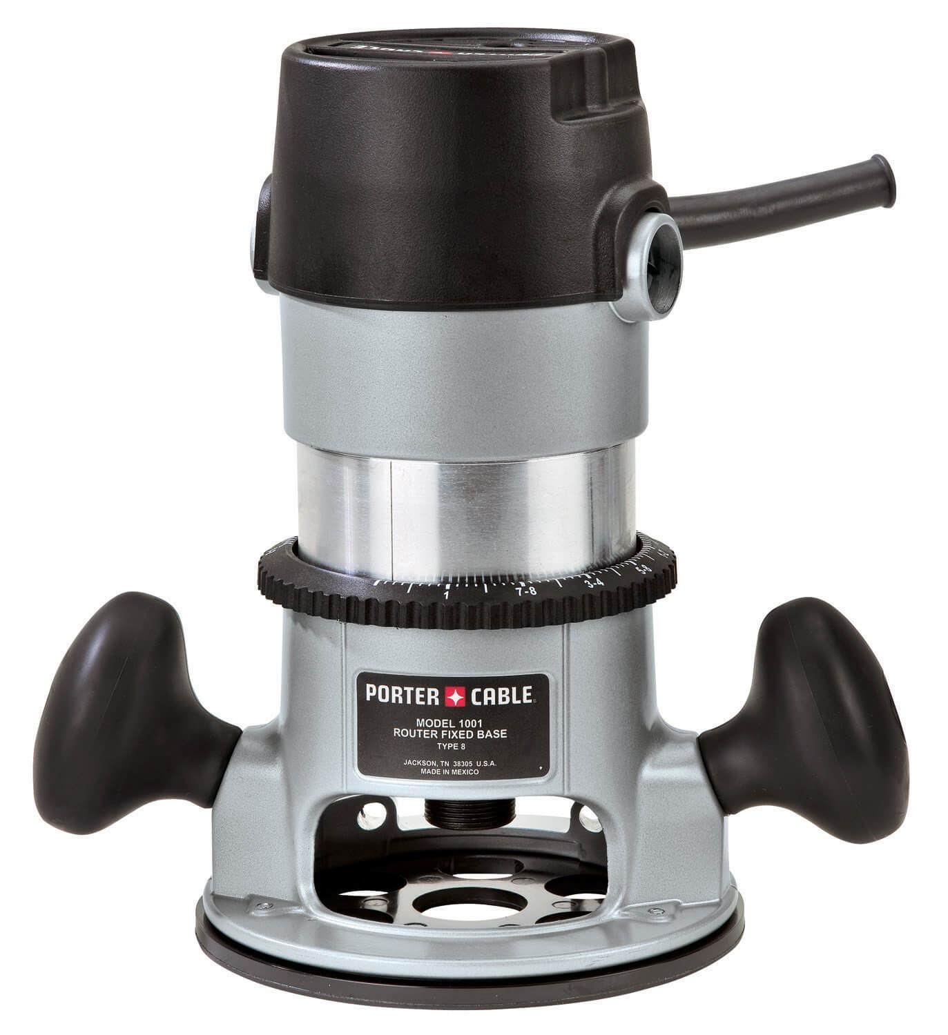 Best Wood Router Reviews and Buying Guide 2019 4