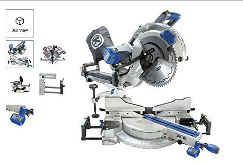 Kobalt 12-Inch Dual Bevel Sliding Compound Miter Saw Review