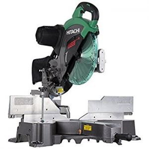 Hitachi C12RSH2 Miter Saw with Stand and Blade Review